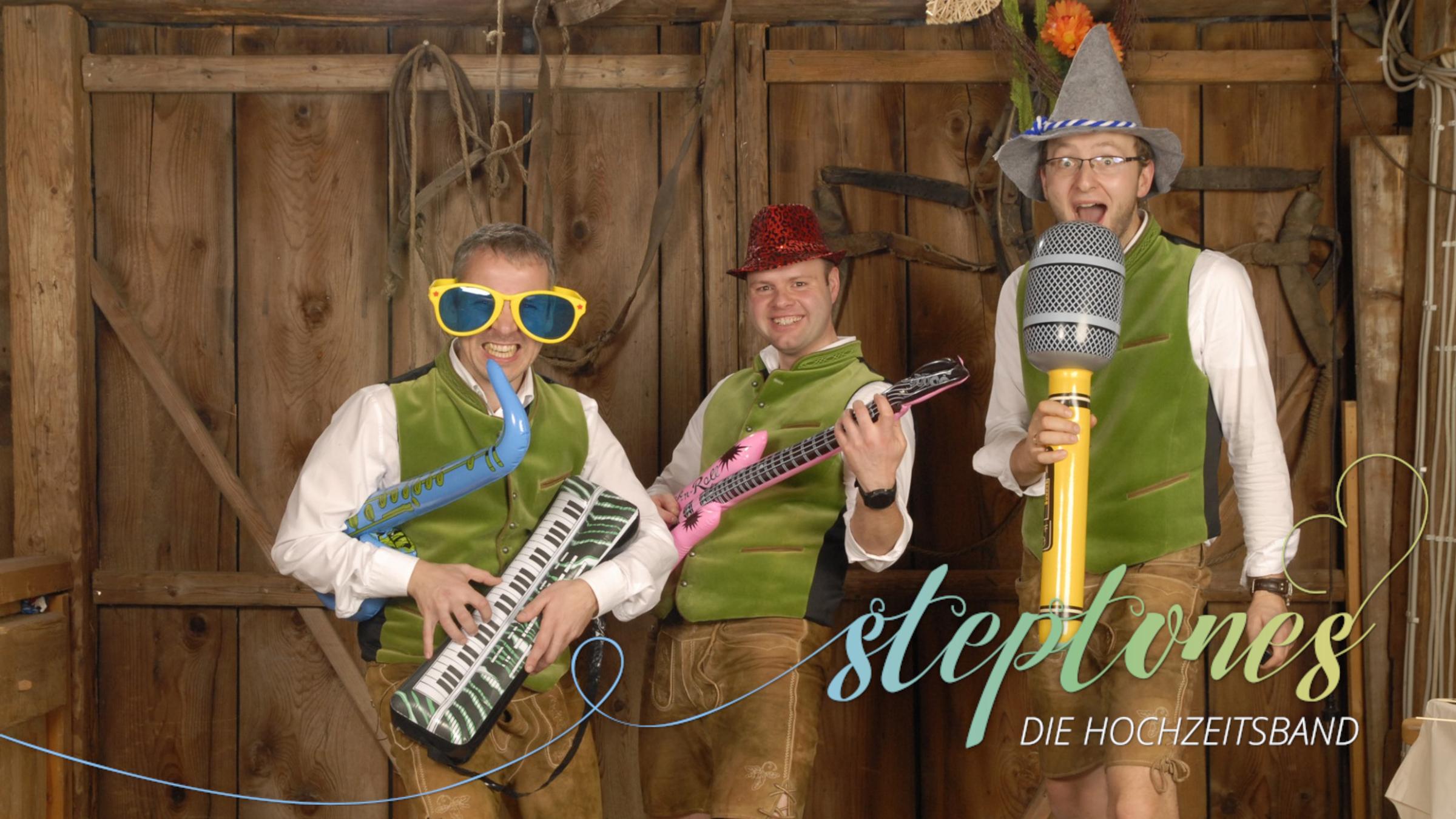 Buddybeats Band Fur Hochzeit Aus Passau Rottal Inn
